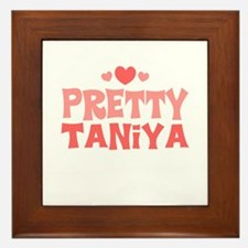 Taniya Framed Tile