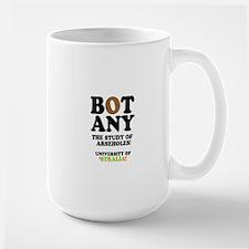 Botany - The Study Of Arseholes University 's Mugs