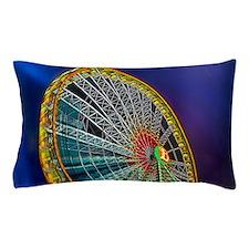 The Ferris Wheel Pillow Case