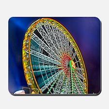 The Ferris Wheel Mousepad