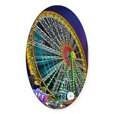 The Ferris Wheel Decal