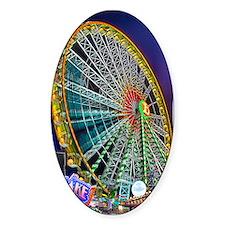 The Ferris Wheel Decal