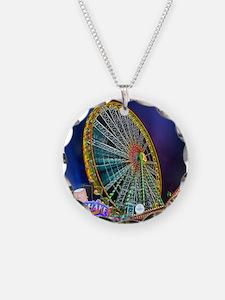 The Ferris Wheel Necklace