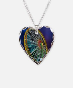 The Ferris Wheel Necklace