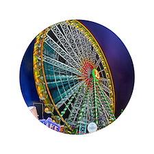 "The Ferris Wheel 3.5"" Button"