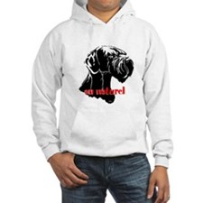 giant or schnauzer wag your tail Hoodie