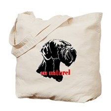 giant or schnauzer wag your tail Tote Bag