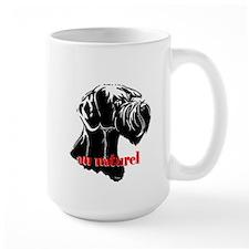 giant or schnauzer wag your tail Mug