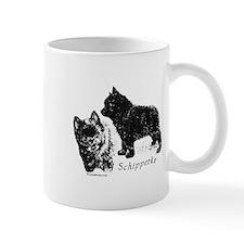 Schipperke puppy Mug