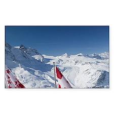 Gornergrat train & Matterhorn  Decal