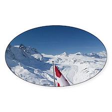 Gornergrat train & Matterhorn / Win Decal