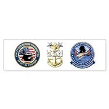 CVN-73 USS George Washington Bumper Sticker