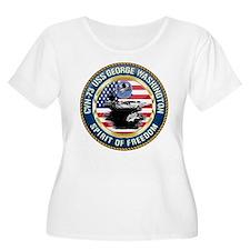 CVN-73 USS Ge T-Shirt