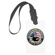 CVN-73 USS George Washington Luggage Tag