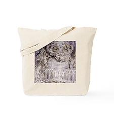 Fall of Man by William Blake. Tote Bag