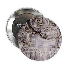 """Fall of Man by William Blake. 2.25"""" Button"""