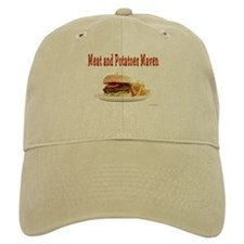 Meat and Potatoes Maven Baseball Cap