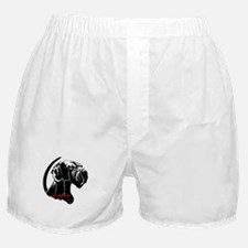 giant or schnauzer wag your tail Boxer Shorts