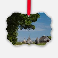 Saaremaa Windmill Museum Islands, Ornament