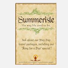 Summerisle -  Postcards (Package of 8)