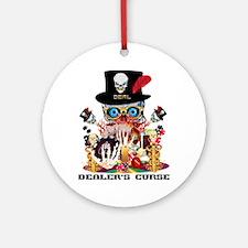 Vegas Dealers Curse 1 Ornament (round)