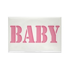 Baby Rectangle Magnet