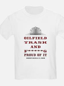 Hardass Oilfield Trash T-Shirt