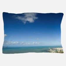 View of Townsville from Castle Hill, N Pillow Case
