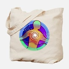 The Personal Inner Hologram Icon, tote bag