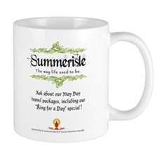 Summerisle -  Small Mug