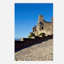 Cite, old walled city, Ca Postcards (Package of 8)