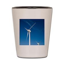 Hau Nui Wind Farm, near Martinborough,  Shot Glass