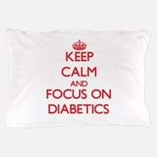 Funny Diabetic Pillow Case