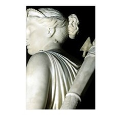 Diana, the Roman goddess  Postcards (Package of 8)