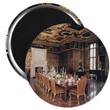 Longleat House. State dining room. England. Magnet