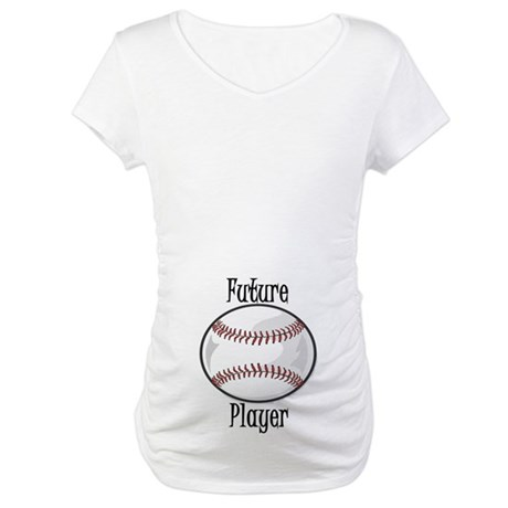 Be Unique. Shop maternity baseball t-shirts created by independent artists from around the globe. We print the highest quality maternity baseball t-shirts on the internet.