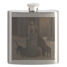 Cute Enchanted Flask