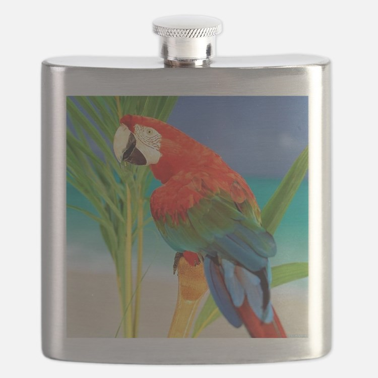 Parrot Flask