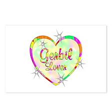 Gerbil Lover Postcards (Package of 8)