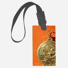 Astrolabe of the 14th cent. Euro Luggage Tag
