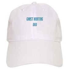 Ghost Hunting Dad Baseball Cap