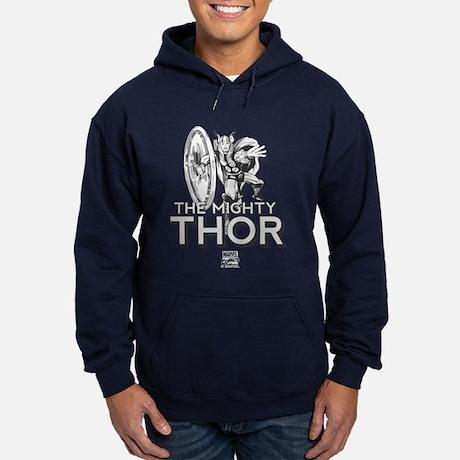 Thor Comics Hoodie