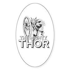 Marvel Comics Thor 7 Decal
