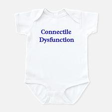 Connectile Dysfunction Infant Bodysuit