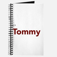 I'm a Tommy Journal