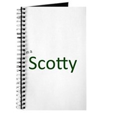 I'm a Scotty Journal