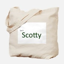 I'm a Scotty Tote Bag