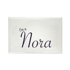 I'm a Nora Magnets