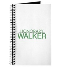 Honorary Walker Journal
