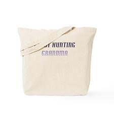 Ghost Hunting Grandma Tote Bag